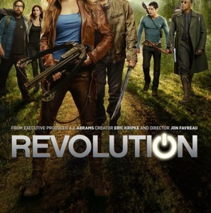 "NBC's new show ""Revolution"" is about as new and interesting as its title"