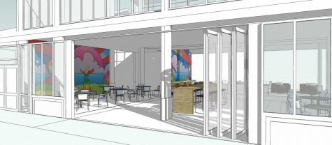 Student Center Undergoes Renovation