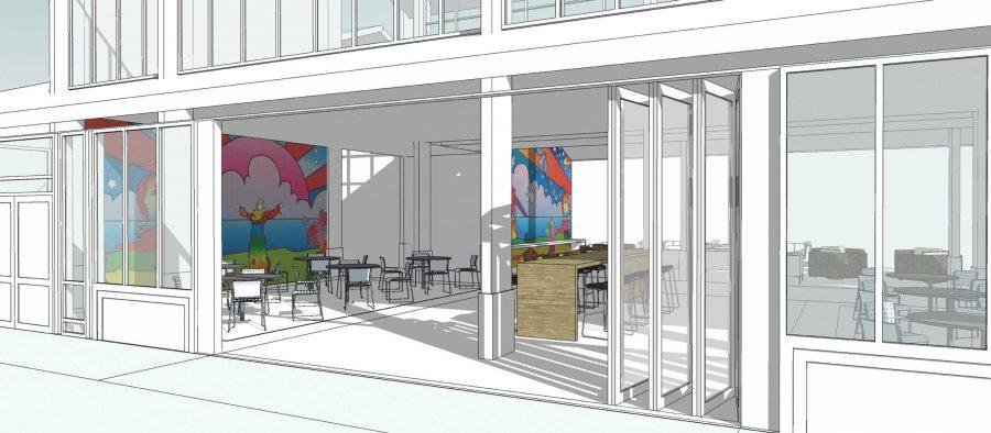 Student Center Undergoes Renovation