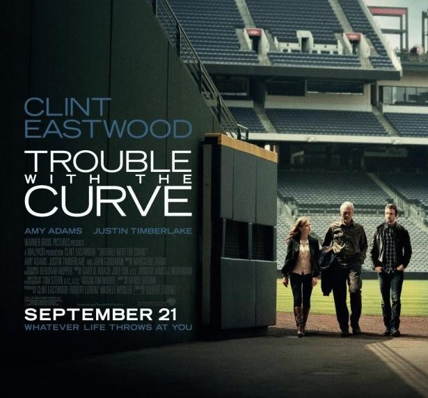 Trouble with the Curve is the furthest thing from a curveball