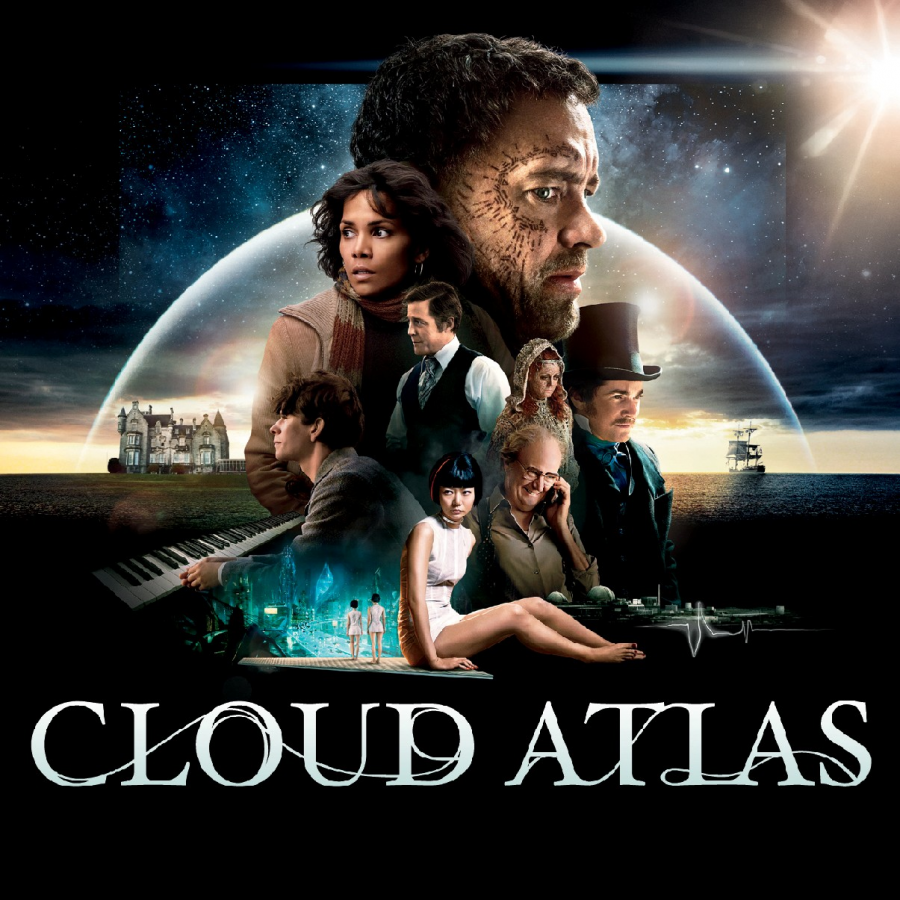 Cloud Atlas is an incredibly ambitious and fairly successful film