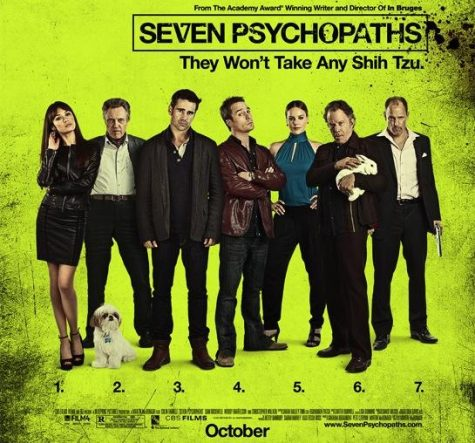 """Seven Psychopaths"" is a Great Combination of ""Adaptation"" and ""In Bruges"""