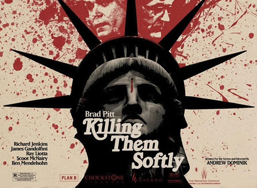 """""""Killing Them Softly"""" Review: In America, You're On Your Own"""