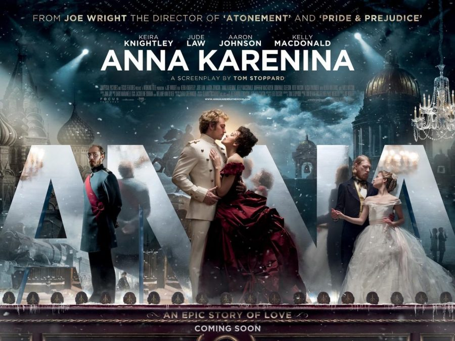 Anna Karenina Review: Theater and Film Combined with Middling Results