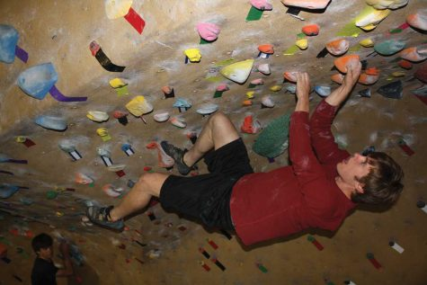 Rock Climbing Mounts in Popularity