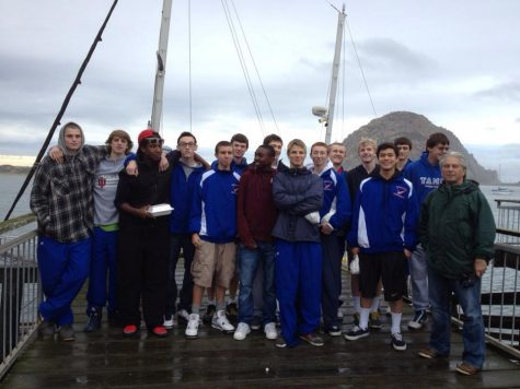 Tam Basketball goes 3-1 at Morro Bay tournament