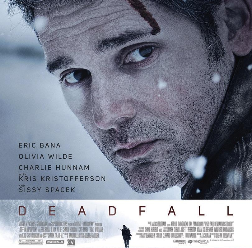 Deadfall Review: Too Mediocre to Be Bad or Good
