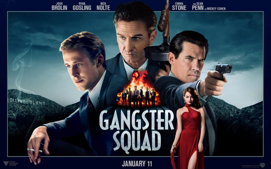 """""""Gangster Squad"""" Review: A Waste of Fedoras"""