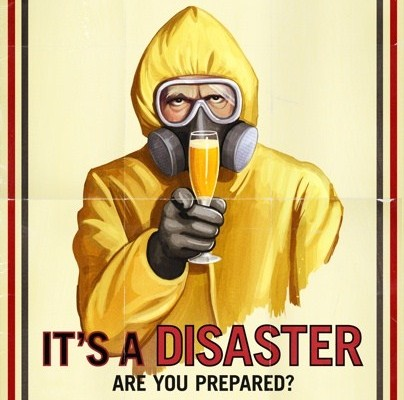 Its A Disaster Review: A Simple End-of-the-World Comedy