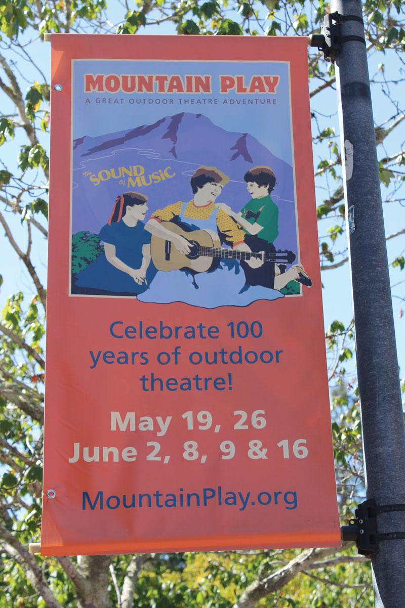 """The 100th Mountain Play, """"The Sound of Music"""" runs until June 16."""