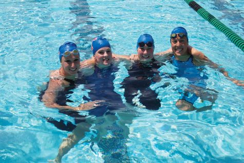 Boys' and Girls' Swimming Defeated in MCAL Championship