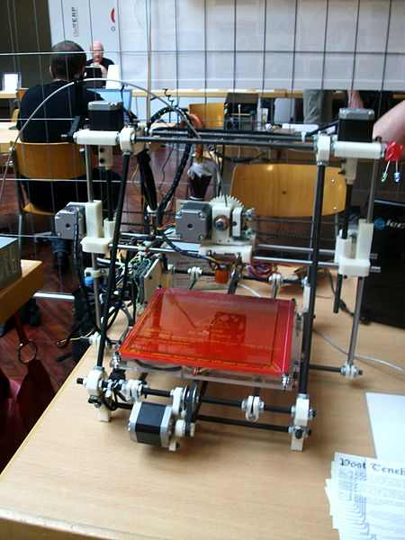 3D Printers Offer Academic Opportunities