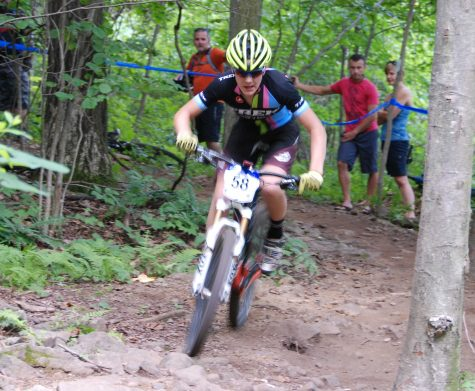 Tam Students Compete in Mountain Bike Nationals