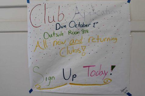 Club Fair on October 11