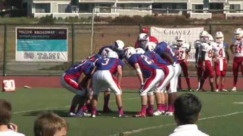 Broadcast: Homecoming Varsity Football vs San Rafael