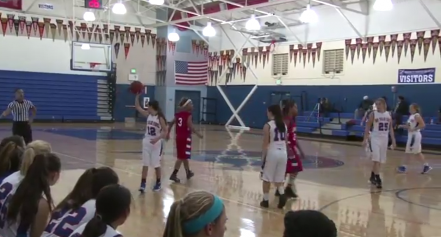 Full Game Broadcast: Girls' Varsity Basketball vs John Swett