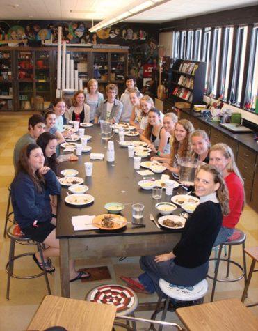 Gourmet Club: Lapping up International Cuisine