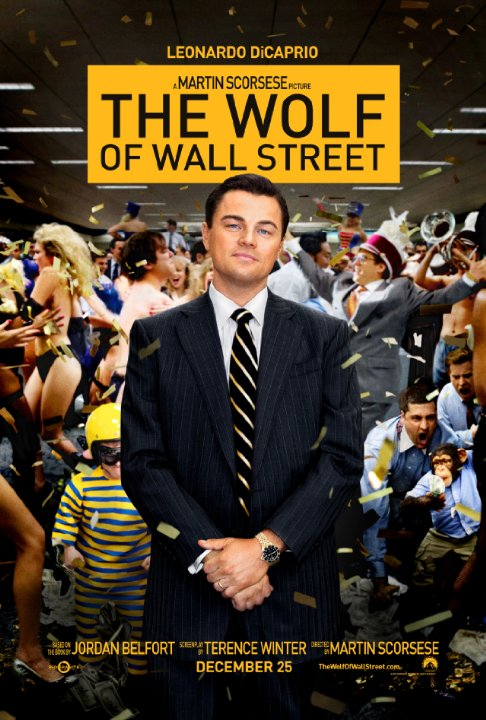 """The Wolf of Wall Street"""": Acceptable Overkill"""