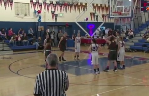 Broadcast: Girls' Varsity Basketball vs Redwood