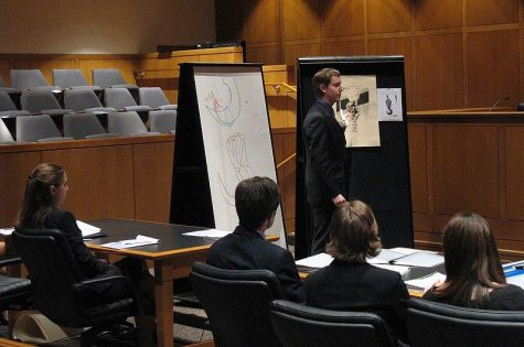 Mock Trial Wraps Up Season at State