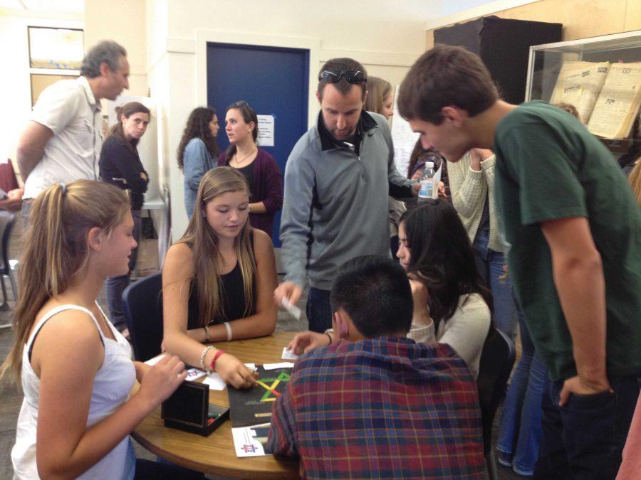 Students Create Holocaust Museum