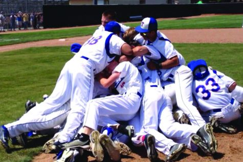 The Grind Matters: Baseball Wins NCS