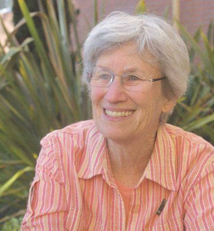 Reaching Out: Jane Hall Retires and Leaves Behind a Legacy of Service