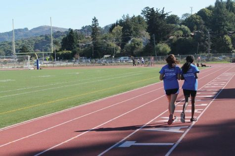 """Running for Change Holds """"Month of Inspiration"""""""