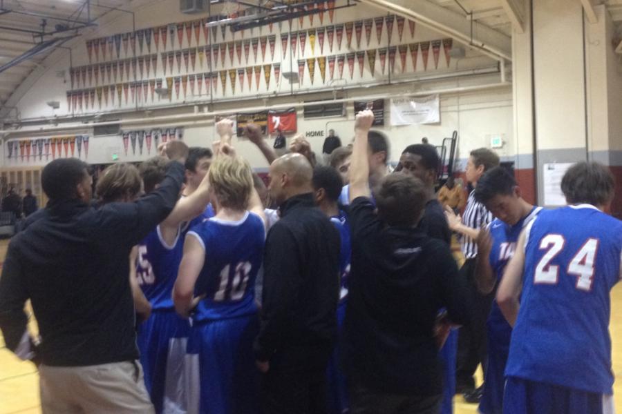 Boys Varsity Basketball vs. Redwood: Game Coverage