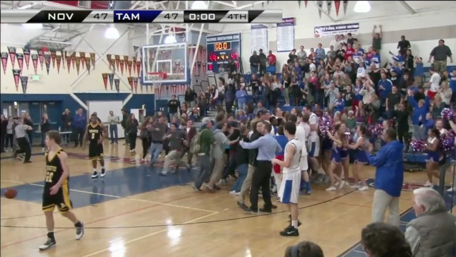 Boys' Varisty Basketball vs. Novato: Full Broadcast