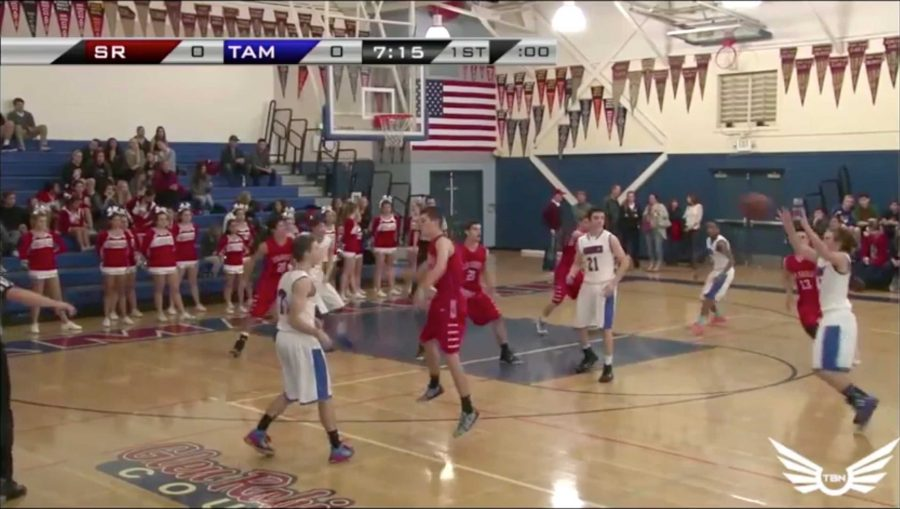 Boys' Varsity Basketball vs San Rafael: Full Broadcast