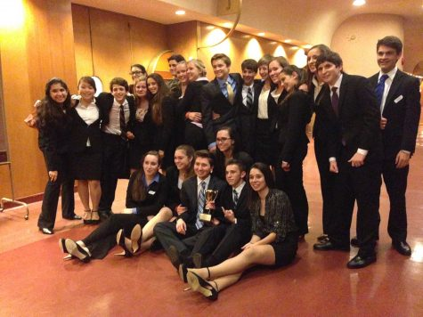 Mock Trial Wins County for 20th Year in a Row