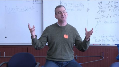 Tam News Guest Speaker: Brian Murphy