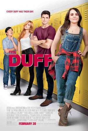 "The DUFF: ""Dramatic and Unexpectedly Fine Film"""