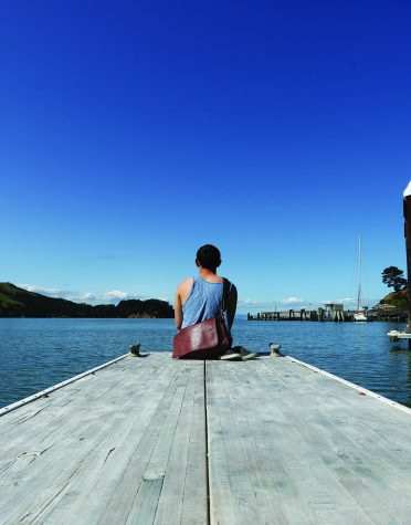 Off the Mainland: A Look into Student Life on Angel Island