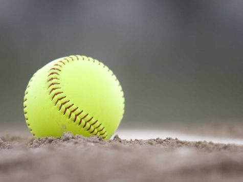 Varsity Softball Loses to MC, Celebrates Seniors Day