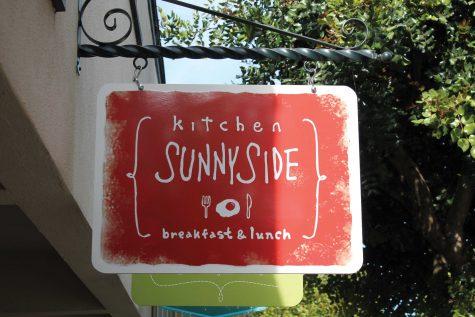 Kitchen Sunnyside Shines Down