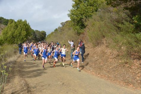Going the Extra Mile (Two Different Perspectives on the Cross Country Team)