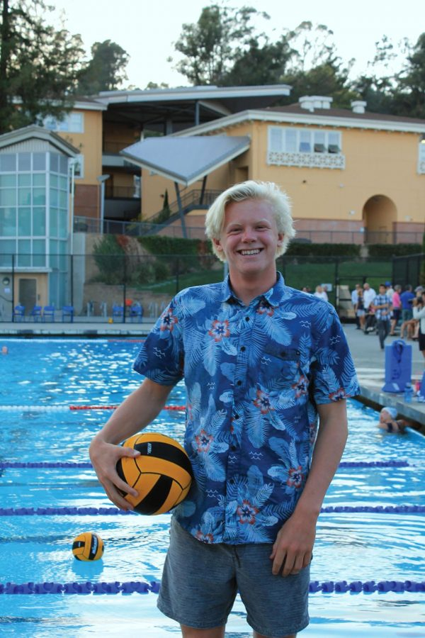 Athlete of the Issue: Connor King