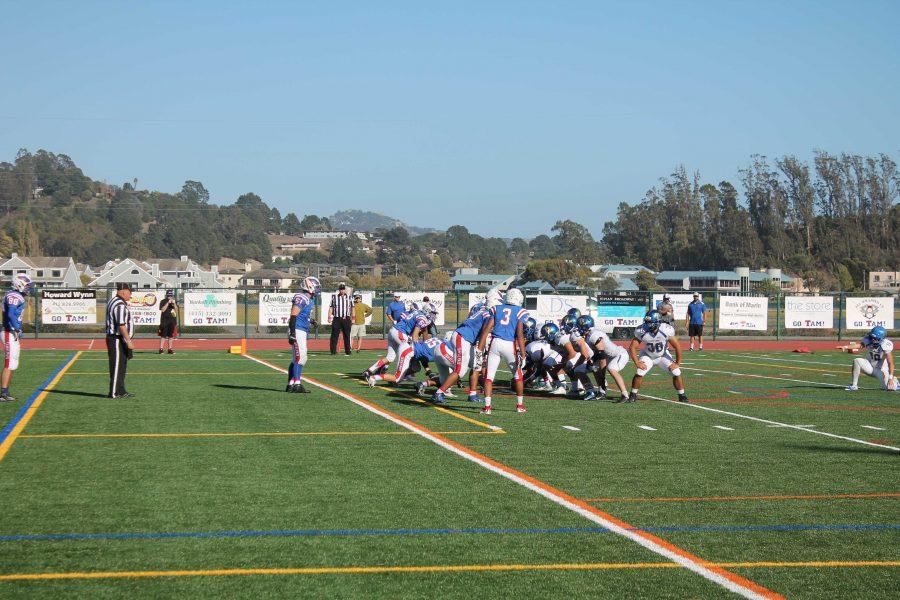 Varsity+Football+Loses+Homecoming+Game%2C+Harris+Injured