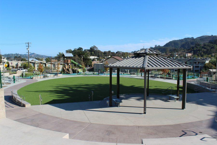 Marin City Park Renovated