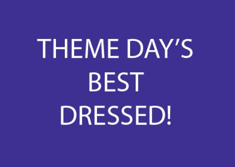 Best Dressed for Theme Day
