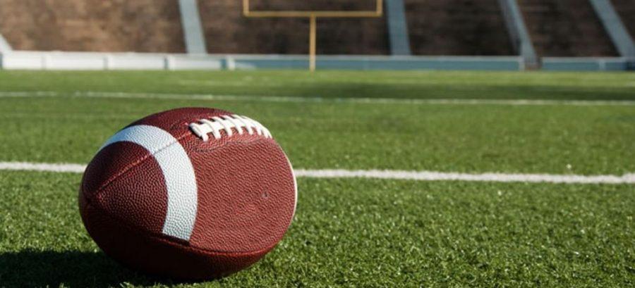 Varsity+Football+Loses+to+Marin+Catholic