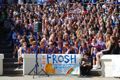 Homecoming Rally 2015-2016