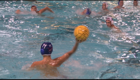 Sophomore John Luster Reflects on Tam Water Polo (Web Exclusive)