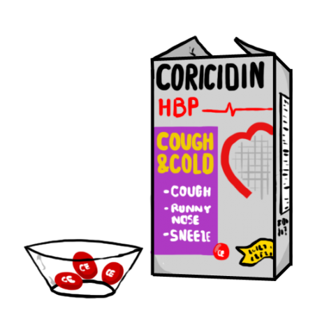Three Students Hospitalized Due to Effects of Coricidin