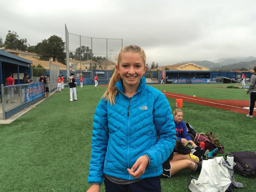Q & A with Reilly Johnson (Varsity Soccer Player)