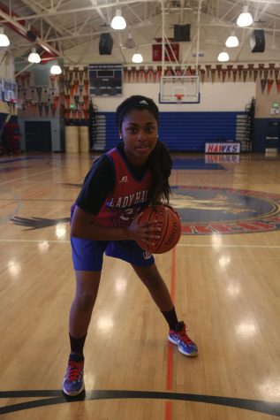 Athlete of the Issue: Jaiana Harris (Varsity Basketball Player & Rising Rapper)