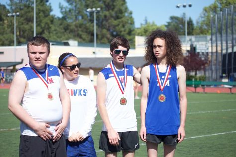 Tam Students Compete in Special Olympics