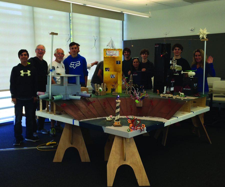 Maker+Class+Creates+Animatronic+City